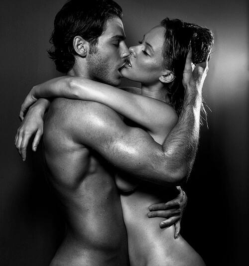 красивое эротическая фотосессия вдвоем