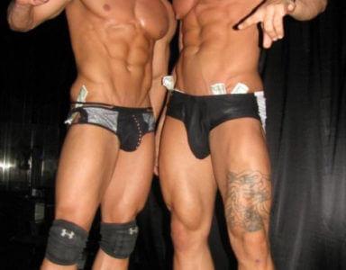 male strip club in Ottawa